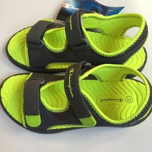 3ceec3c75387a Champion Shoes - Champion Sport Sandal Toddler Boy